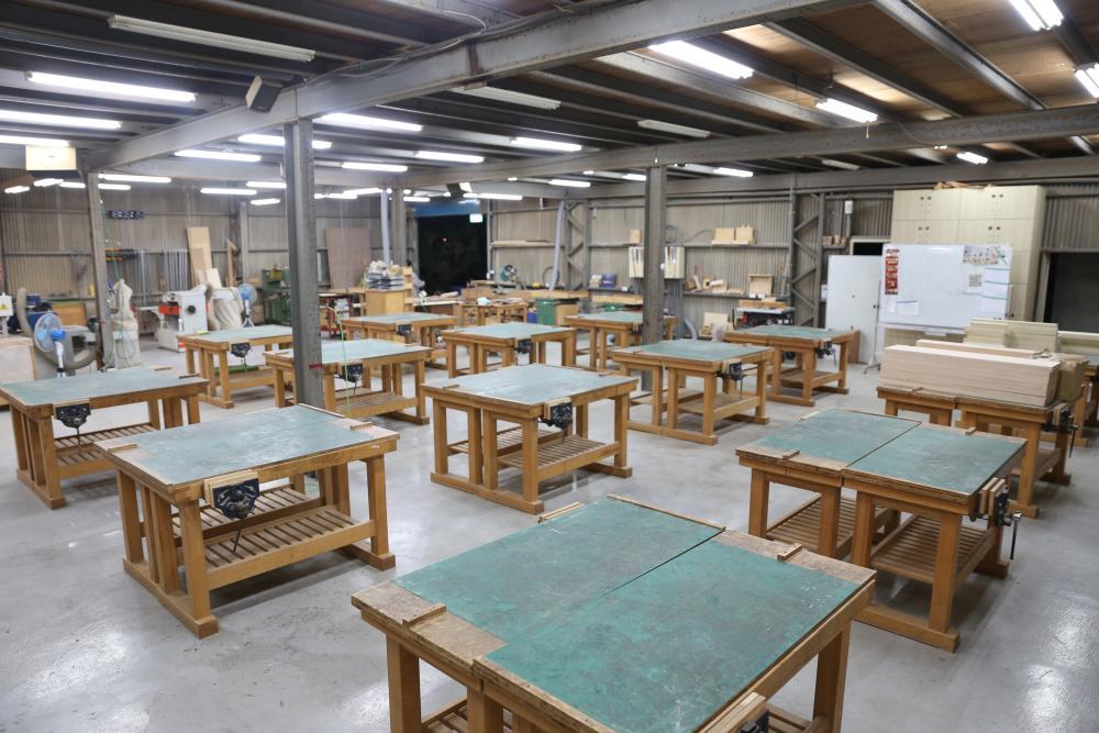 2019年木工職人教室租借時間調整/2020年教室租借收費調整