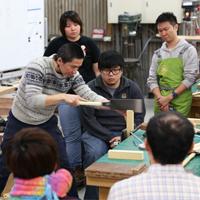 2018/08/07 家具木工乙級證照訓練班【白天密集班】